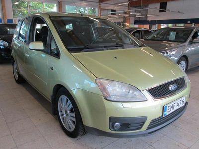 käytetty Ford C-MAX 1,8 125 hv CVT autom. Ghia CVT 5-ovinen ** Suomi-auto / Pysäköintitutkat / Lohko **