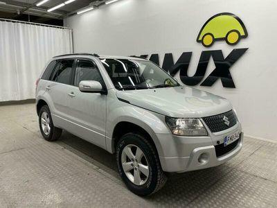 käytetty Suzuki Grand Vitara 2,4 VVT 4WD 5D 4AT. Korkotarjous 1.5% !!