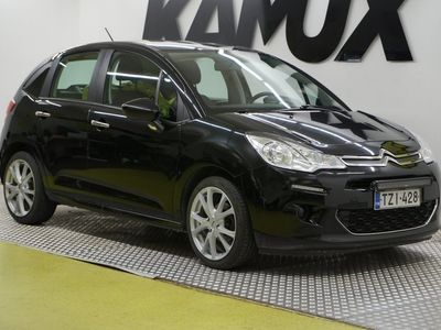 käytetty Citroën C3 e-HDi 92 Confort Stop&Start / LED-BAR / SUOMI-AUTO / WEBASTO