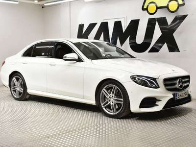 käytetty Mercedes E220 A Premium Business AMG /