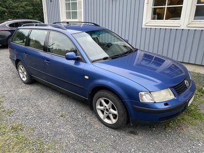 käytetty VW Passat Variant 1.8T manuaali