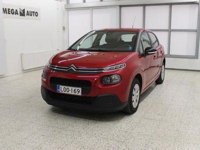 käytetty Citroën C3 PureTech 82 Feel
