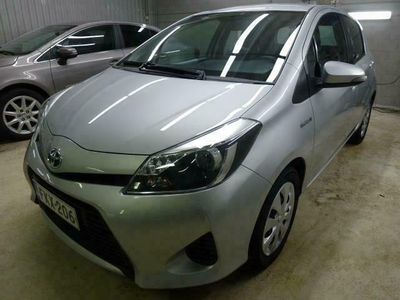 käytetty Toyota Yaris Hybrid Linea Sol 5ov