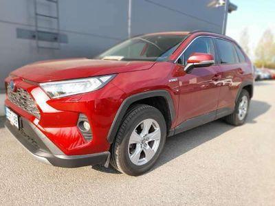 käytetty Toyota RAV4 2,5 Hybrid AWD-i Active+ - Tulossa myyntiin, Tehdas