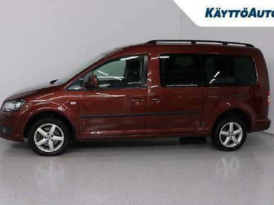 käytetty VW Caddy Maxi Comfortline 2,0 TDI 103 kW, 4MOTION DSG 7-Paikkain