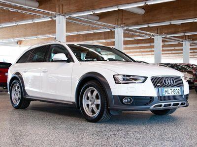 käytetty Audi A4 Allroad Quattro Land of quattro Edition 2,0 TDI 130kW quattro S tronic