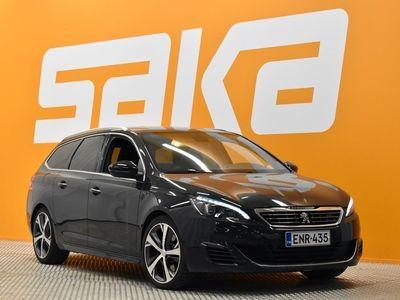 käytetty Peugeot 308 SW GT BlueHDi 180 Aut. ** TULOSSA ! / Suomiauto / Adapt. vakkari / Hierovat sporttipenkit **