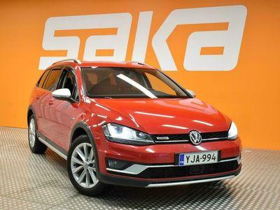 käytetty VW Golf Alltrack Variant 2,0 TDI 135 kW (184 hv) 4MOTION DSG-automaatti / Uudet kuvat pesun jälkeen / ergoAc