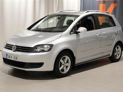 käytetty VW Golf Plus Comfortline 1,6 TDI 77 kW (105 hv) BlueMotion Technology DSG-automaatti