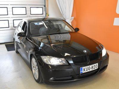 käytetty BMW 325 325 4D D SEDAN ** Suomiauto / Xenon / P-Tutkat **
