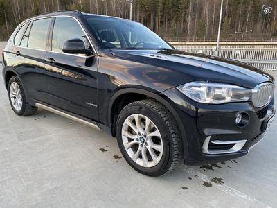 käytetty BMW X5 F15 xDrive30d TwinPower Turbo A / Adapt. vakkari / Merkkihuollettu / Prof.navi / Comfort-is