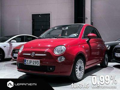 käytetty Fiat 500C Italia 1,2 8v 69hv