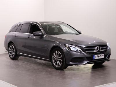 käytetty Mercedes C350e T A Premium Business *** J. kotiintoimitus