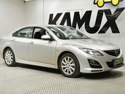 käytetty Mazda 6 Sedan 2,0 Touring Business Automaatti 4ov.