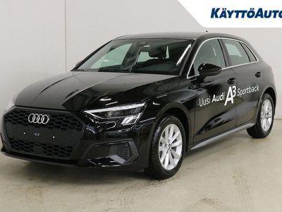 käytetty Audi A3 Sportback BUSINESS LAUNCH EDITION 35 TFSI 110 KW M