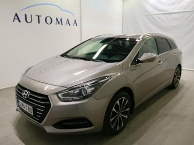 käytetty Hyundai i40 Wagon 1,7 CRDi 7DCT ISG Style