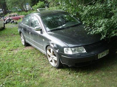 käytetty VW Passat 1,9tdi