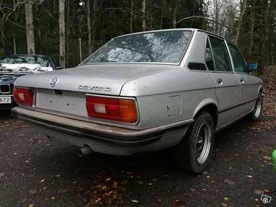 käytetty BMW 520 aut e12 1980