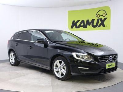 käytetty Volvo V60 D4 Momentum aut // Lämmitettävä tuulilasi / Xenonit / Navigointi //