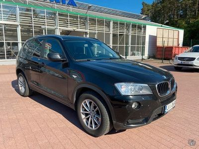 käytetty BMW X3 xDrive20d TwinPower Turbo A F25 Business Automatic Edition