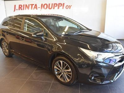 käytetty Toyota Avensis Touring Sports 1,6 D-4D Business