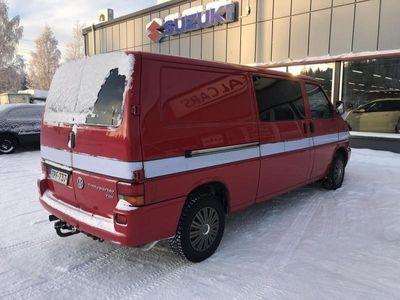 gebraucht VW Transporter 2.5TDI 75kw Pitkä