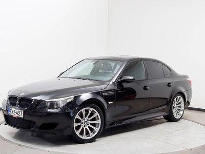 käytetty BMW M5 M5 V10 A - Tyylikäs, hyvin huollettuV10!