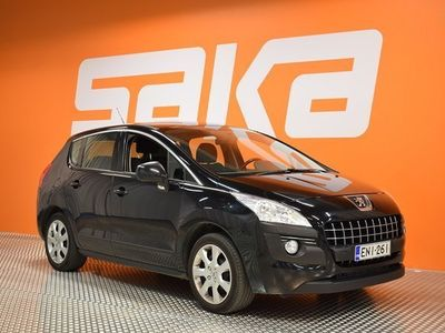 käytetty Peugeot 3008 Active Pack 120 VTi ** Suomi-auto / Vetokoukku / P-tutka / Vakkari **