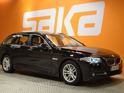käytetty BMW 520 520 F11 Touring d A xDrive Business Exclusive Pro Edition ** Suomiauto / Prof.Navi / Sportistuimet /