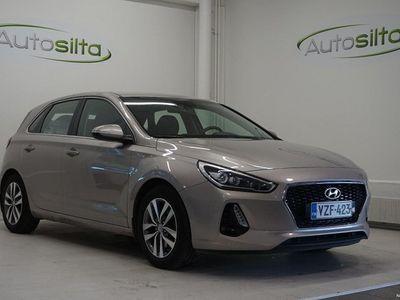 käytetty Hyundai i30 1.0 TGDI COMFORT HB, NAVI + LED + TUTKA + CRUISE + AC. Myös vaihto ja rahoitus. Nyt jopa ilman käsir