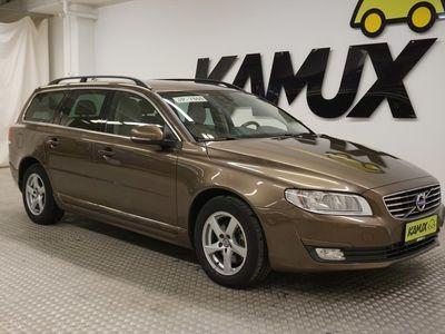 käytetty Volvo V70 D4 Kinetic ** NAVI / KOUKKU / HUOLTOKIRJA **