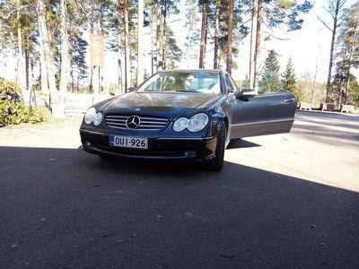 käytetty Mercedes CLK200 Kompressor Elegance Coupe 2d