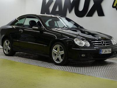 käytetty Mercedes CLK200 Kompressor A JUURI SAAPUNUT NÄYTTÄVÄ AVATGARDE / SPORT ISTUIMET / KATSO TÄMÄ //
