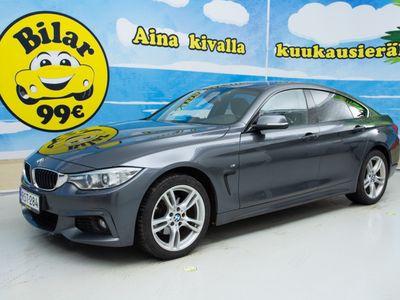 käytetty BMW 420 Gran Coupé F36 A xDrive Business M Sport - *BILARIN AUTOMARKKINAT!!!*