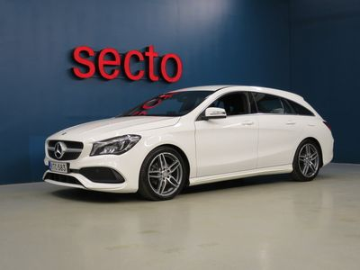 käytetty Mercedes 200 CLA-sarjad A Shooting Brake Business AMG, Uudet Kesärenkaat, Älypuhelimen Integrointi, Lisälämmitin