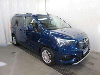 käytetty Opel Combo Life Innovation 1,5DTH Start/Stop 96 kW AT8, Webasto kaukosäädöllä, Panoraamakatto, Navi, Kamera...