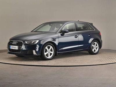 käytetty Audi A3 Sportback Bsn Sport 2,0 TFSI 140 Q A(18) -Lisälämmitin kaukosäädöllä, Kommunikaatiopaketti-