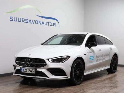 käytetty Mercedes CLA250 Shooting Brake e A Business AMG EQ Power / Night-paketti / Premium-paketti / Energizing-paketti