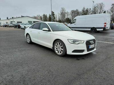 käytetty Audi A6 Sedan Business 2,0 TFSI 132 kW Multitronic *HIENO, 2 OMISTAJALTA, SUOMIAUTO* *** J. autoturva saatav