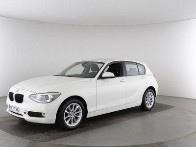 käytetty BMW 114 i F20 Hatchback TwinPower Turbo Business