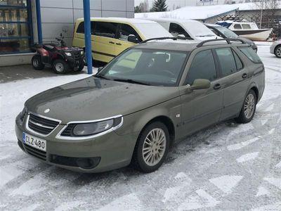 käytetty Saab 9-5 Wagon 2,0t Linear