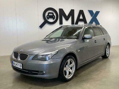 käytetty BMW 525 d xDrive A E61 Touring **KOVAT VARUSTEET**