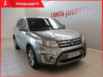käytetty Suzuki Vitara 1,6 VVT 4WD GL+ 5MT *** J. autoturva saatavilla, 6kk korotonta!, J. kotiintoimitus
