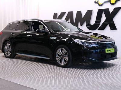 käytetty Kia Optima Hybrid Sport Wagon Plug-in Automatic, 205hp, 2018