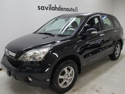 käytetty Honda CR-V 2,0i Elegance AT 4WD Business