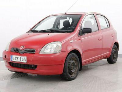 käytetty Toyota Yaris 1,0 VVT-i Linea Luna 5d - #LAATUA#ALUT#TÄYSHUOLTOKIRJA#SIISTI#