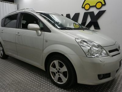käytetty Toyota Corolla Verso 1,8 VVT-i Linea Terra MultiMode 7p