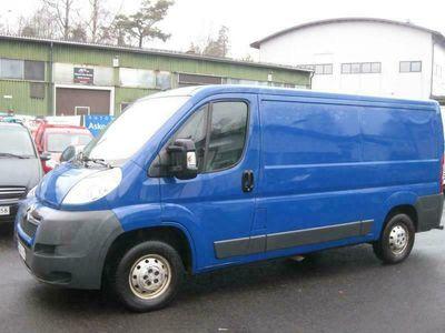 käytetty Citroën Jumper HDi 110 Pitkä Vain 120 tkm, Webasto+Cruise+koukku, SIS.ALV.