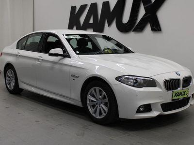 käytetty BMW 520 520 F10 Sedan d A xDrive ///M-Sport / PRONAVI / RATINLÄMMITIN / RUOTSI-AUTO / HIENO!