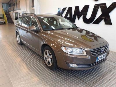 käytetty Volvo V70 D3 Business Classic / Pysäköintilämmitin / Adaptiivinen vakkari / Bliss